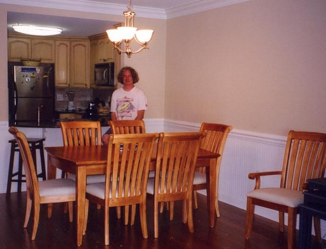 Dining Table, Breakfast Bar